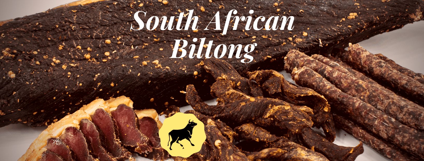 Get your authentic UK Biltong online!