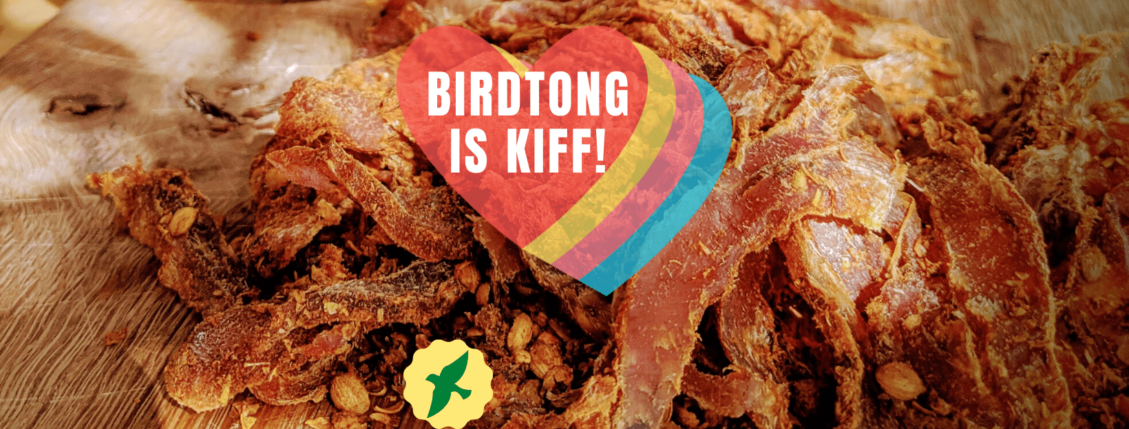 The ultimate game biltong 5 reasons why birdtong is Kiff!