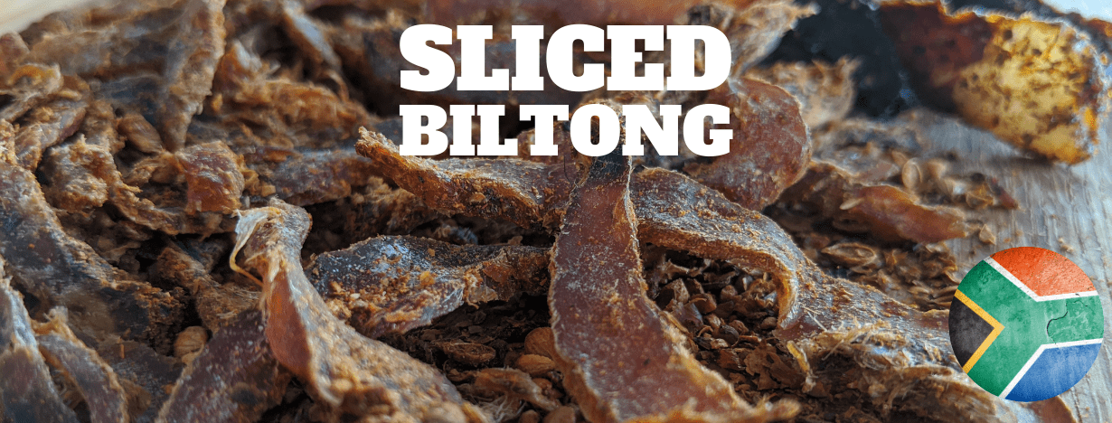 The best way to slice your biltong.