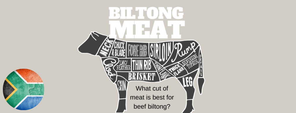 What cut of meat is best for beef biltong? Fat or no fat?